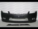 Передний бампер YTG на Ford Focus 2.