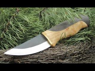 Roselli Grandfather puukko knife