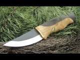 Roselli Grandfather puukko knife