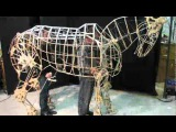 The genius puppetry behind War Horse  Handspring Puppet Company