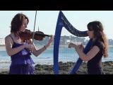 TITANIC Theme Song - My Heart Will Go On - Harp Violin