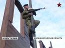 В бригаде морской пехоты Балтийского флота пополнение