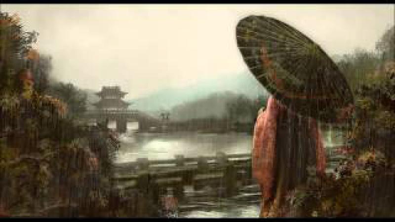 Китайская Музыка. Флейта.