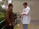 Scrubs - Dr. Cox destroys Colin Hay's guitar