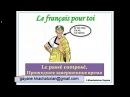 Уроки французского 68: Прошедшее завершенное время Le passé composé