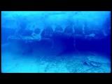 U-2513 немецкая субмарина подводные съёмки Тайны морских глубин