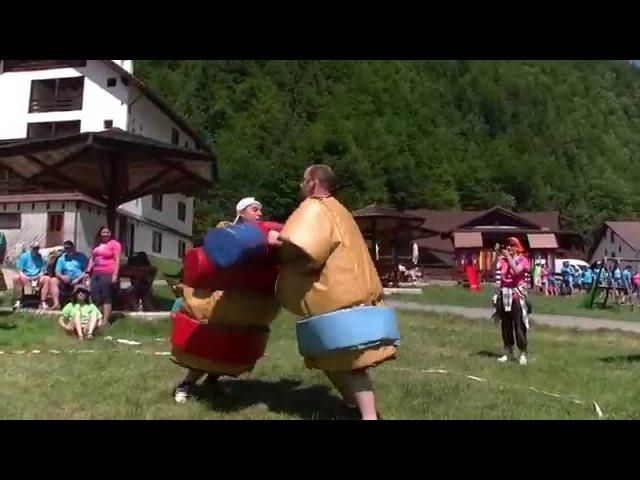SMARTSOFT - fun at Cheile Graditestei resort