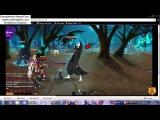 Bleach Online- Yachiru dodges Evil Spirit fury attack!!