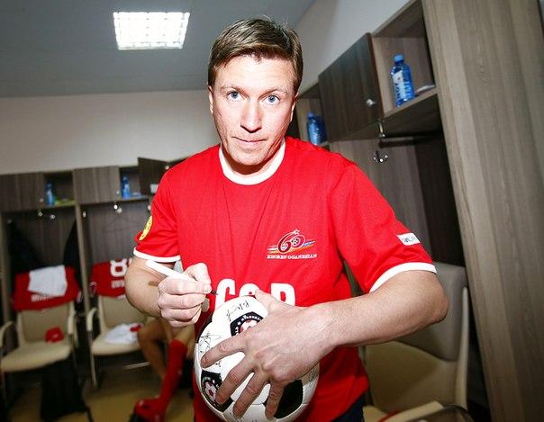 Валерий Кечинов: «Рубин» — «Локомотив» — 1:1