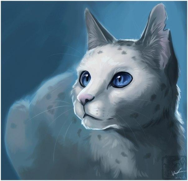 красивые аниме картинки животные: