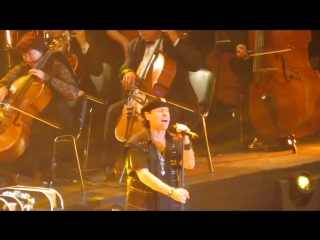 Scorpions with orchestra - The Best Is Yet to Come, Live in Kiev, Palace of Sports, 07.11.13