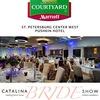 CATALINA BRIDE SHOW & MARRIOTT PUSHKIN