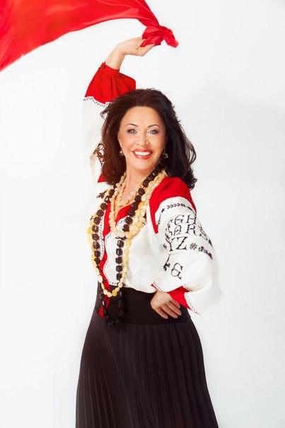 Надежда Бабкина, певица
