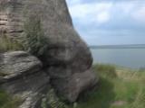 Каменные столбы(с жертвенниками) о. Большие Алаки