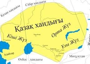 Қазақ хандығы-Қазақстан аумағындағы этносаяси қауымдастықты қалыптастырушы фактор ретінде