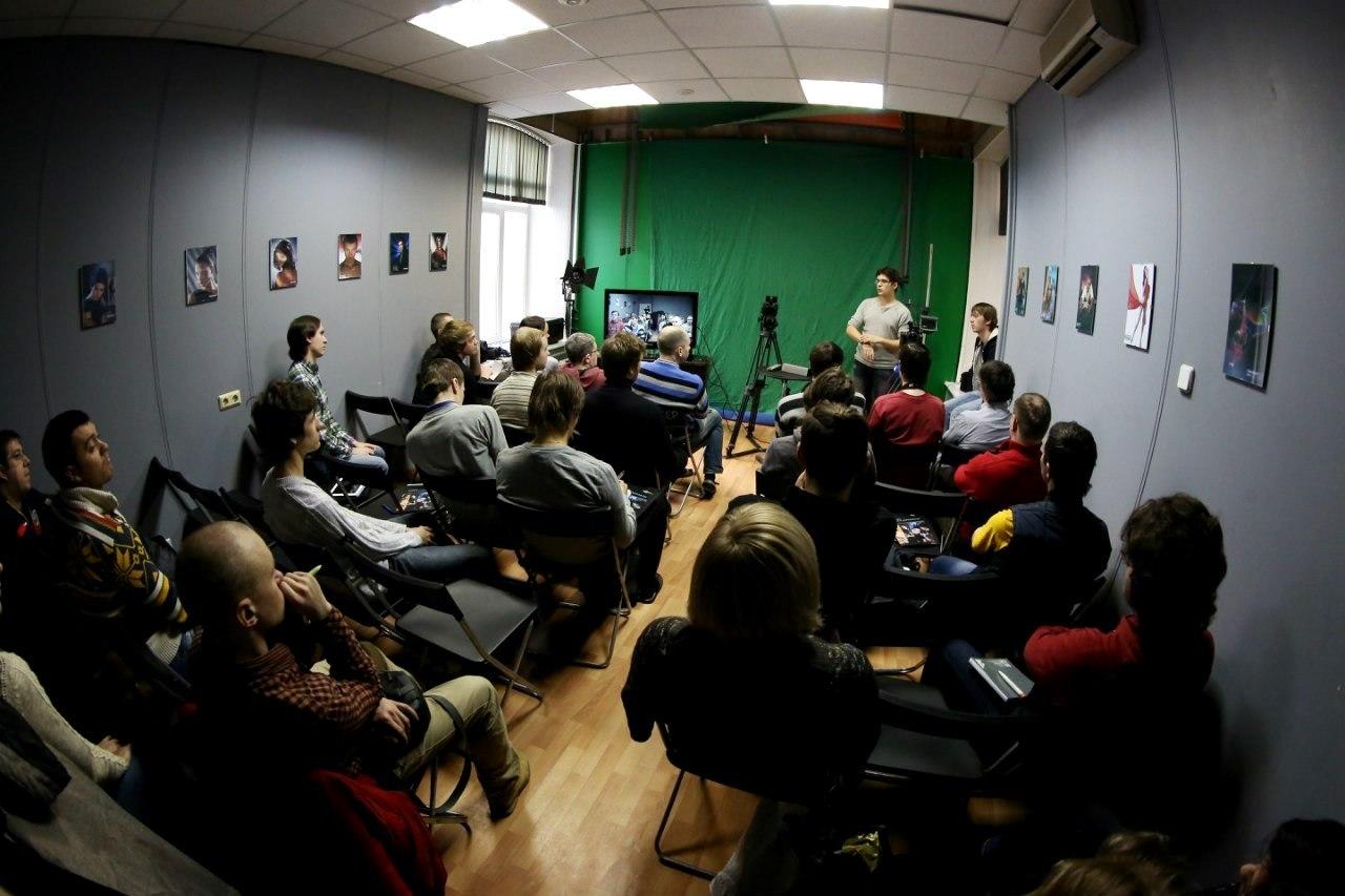 25 апреля Мастер-классы от Компании FotoVideo KUB