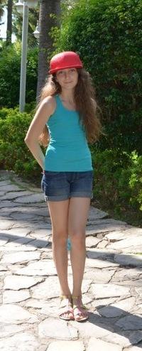 Арина Балябина