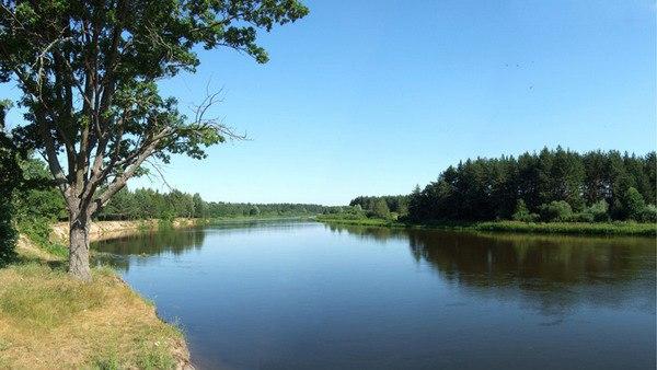 Легенды украинских рек