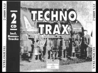 Techno Trax Vol.1 (1991) CD2 Track 5 - Time Modem - Mantel Der Nacht (Alien Elements)