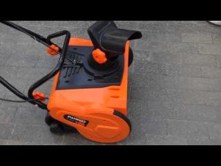 Снегоуборщик электрический Patriot Home Garden PS 1600