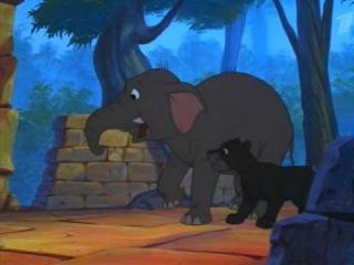Детёныши джунглей - 3. Рыжие собаки