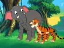 Детёныши джунглей 18 Милый тигр В джунглях бессонница