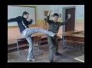 Real Iron Body Master gets Beaten up - Shaolin Qigong Kung Fu Training