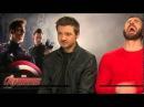 Interview Chris Evans. Black Widows A Whore