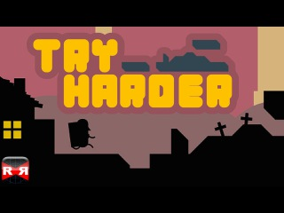 Try Harder (By [adult swim]) - iOS / Android - Gameplay Video