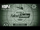 Fallout Mobile Game Fallout Shelter Available Now - IGN News