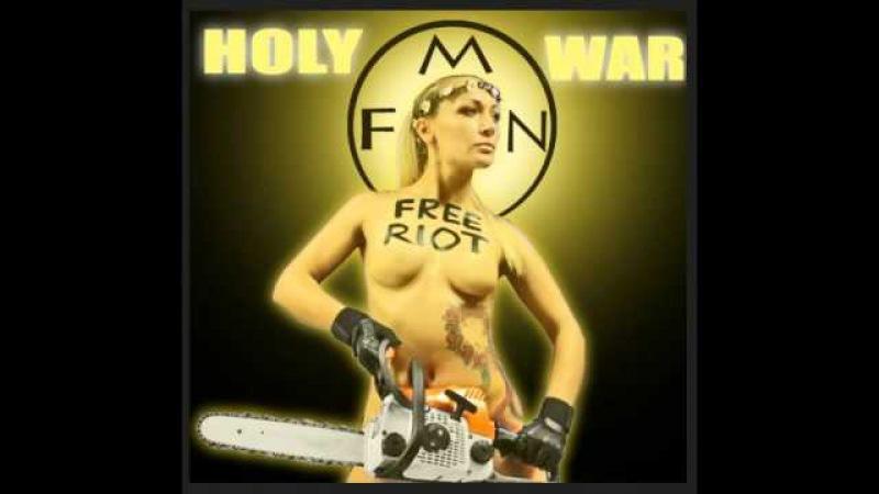 Propaganda: WeiWei - PussyRiot - Femen - Euromaidan - Antichina - AntiPutin