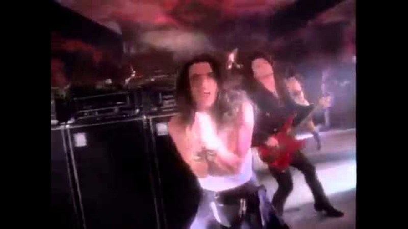 RATT Lovin Yous A DIrty Job music video
