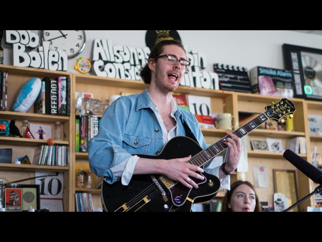 Hozier NPR Music Tiny Desk Concert