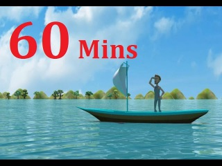 A Sailor Went To Sea | And More! | HUGE Nursery Rhymes Collection | 60 Minutes from Happy Baby Stars