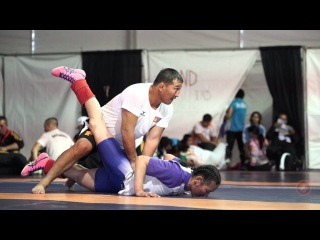 Strength, Wit and Determination: Women's Wrestling at the 2015 Wrestling Wo...