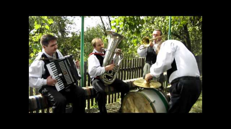 Музика на весілля .Весільні музики гурт