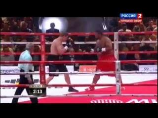Поветкин Перес Последний бой 22 мая 2015 Povetkin-Perez