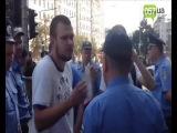 ПЁС покажи Удостоверение - Как привильно у МУСОРА просить предъявления удостоверения! #Харьков