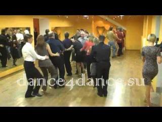 Dance4dance.su - мастер-класс по танцу Летка-Енка