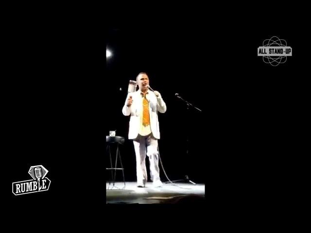 Даг Стенхоуп - Водка Попов (Нью Йорк 15 августа 2014)