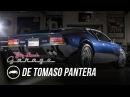 1971 De Tomaso Pantera Jay Leno's Garage