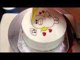 Как создать веселое украшение торта, чтобы порадовать вашего ребенка - Орнамент:...