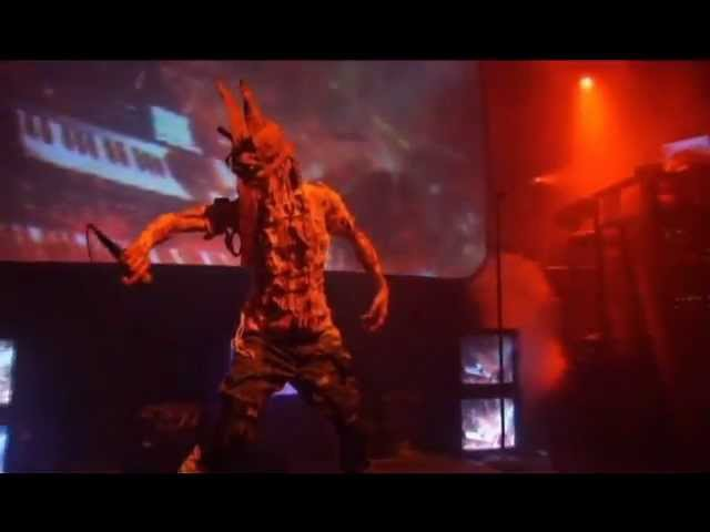 Skinny Puppy - Immortal (The Greater Wrong Of The Right Live)