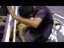 Epic Flying Knee KO By Damian (Sinbi Muay Thai)