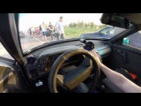 ВАЗ 2101 турбо vs EVO VI GSR vs Honda Prelude vs 2112 турбо часть2