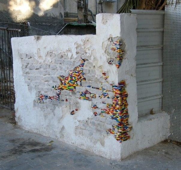 10 способов использовать Lego не по назначению… (10 фото) - картинка