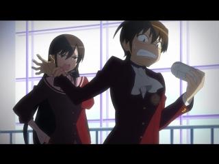 Влад Маркин - Аниме клип:Kami nomi zo Shiru Sekai:Megami Hen.Одному Лишь Богу Ведомый Мир