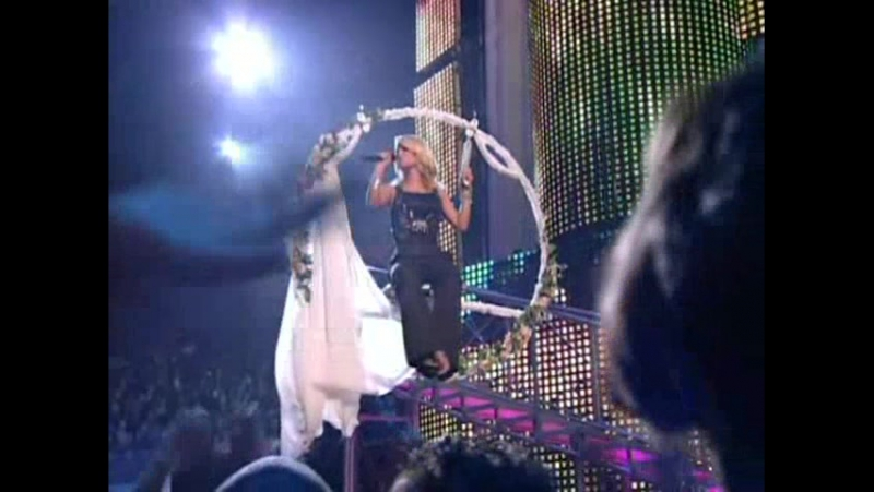 Jessica Simpson - With You Angels (MTV Video Music Awards 2004)