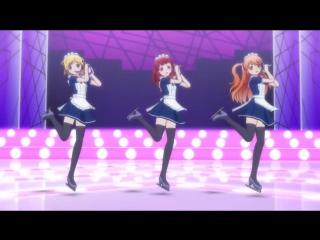 Pretty Rhythm Aurora Dream: MARs — Mera Mera Heart ga Atsuku Naru (Movie Ver.)