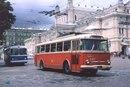 DELFI foto Метка киевский троллейбус.